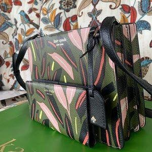 Beautiful kate spade bag and wallet🍁